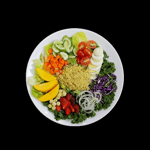 Kale Quinoa Protein